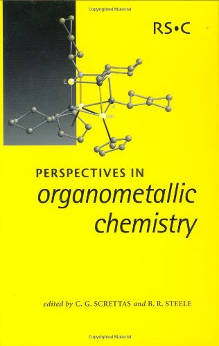 Perspectives in Organometallic Chemistry: Rsc