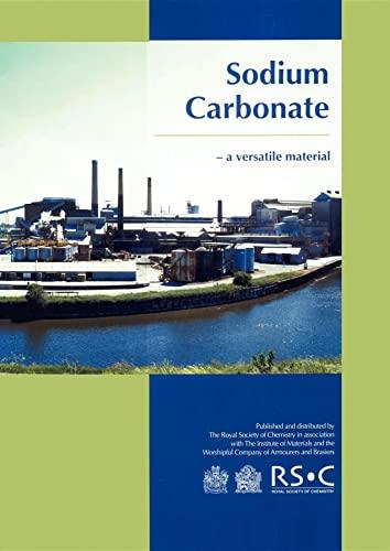 9780854049240: Sodium Carbonate: A Versatile Material