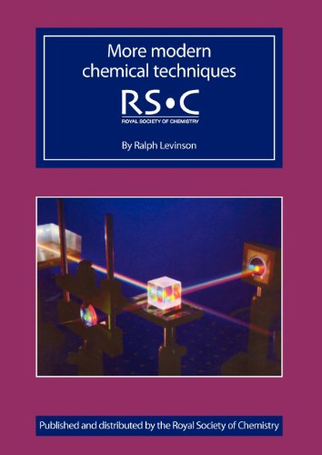 9780854049295: More Modern Chemical Techniques: RSC
