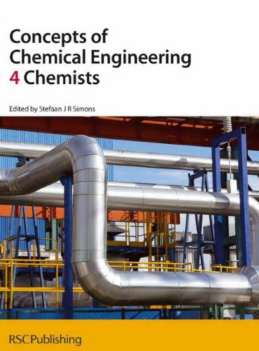 Concepts Of Chemcial Enginnering 4 Chemists