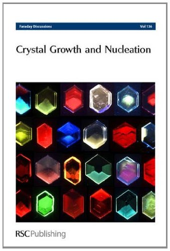 9780854049523: Crystal Growth and Nucleation: Faraday Discussions No 136