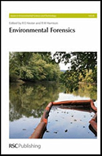 9780854049578: Environmental Forensics: RSC (Issues in Environmental Science and Technology)