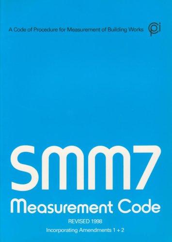 9780854063611: Smm7 Measurement Code