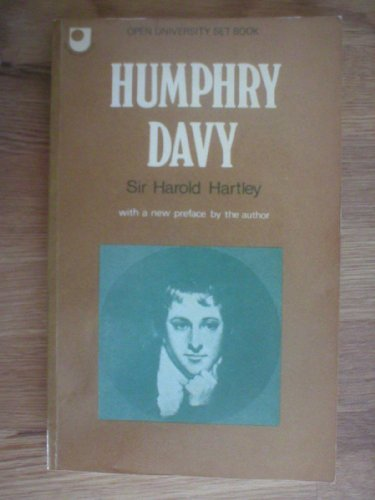9780854097296: Humphry Davy (Open University)