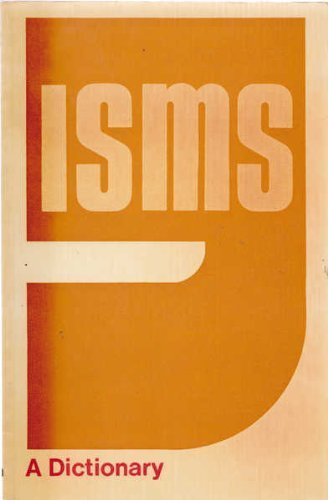9780854098088: Isms: Dictionary of Words Ending in -ism, -ology and -phobia