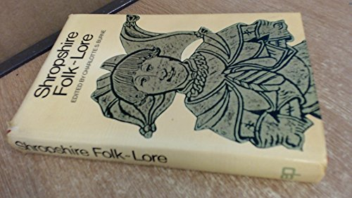9780854098507: Shropshire Folklore: Pt. 1