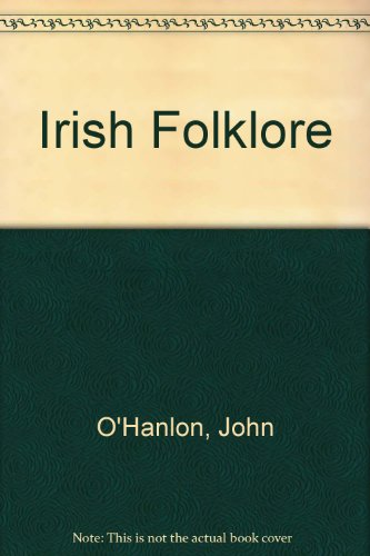 Irish Folklore: O'Hanlon, John