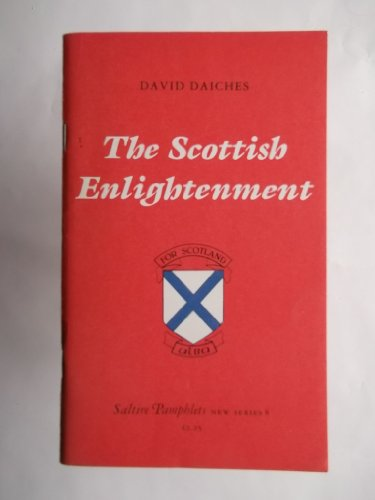 9780854110322: The Scottish Enlightenment: An Introduction (Saltire Pamphlets)