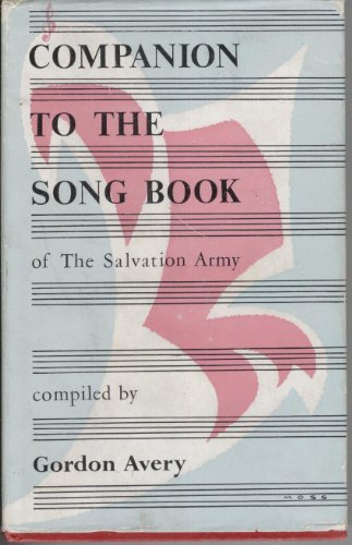 9780854120680: Companion to the Song Book of the Salvation Army