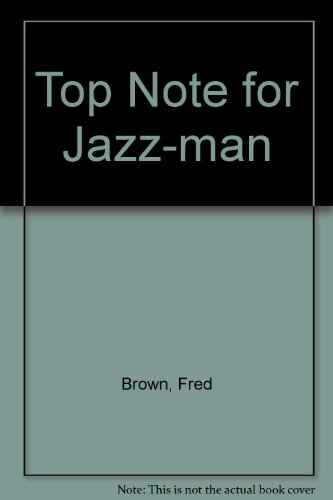 9780854121298: Top Note for Jazz-man