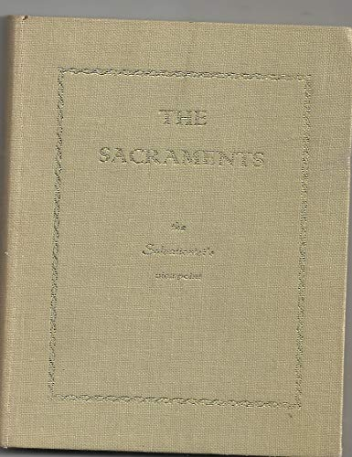 The Sacraments: Salvationist Viewpoint (0854124535) by Salvation Army