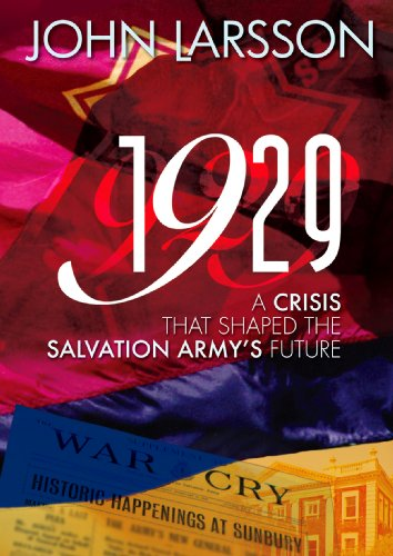 9780854127948: 1929: A Crisis That Shaped the Salvation Army's Future