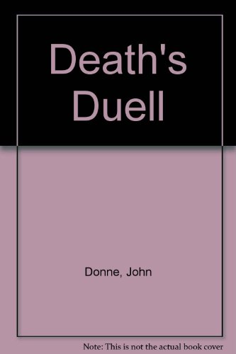 Death's Duell (0854170316) by Donne, John