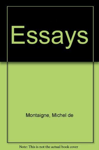 9780854171057: Essays
