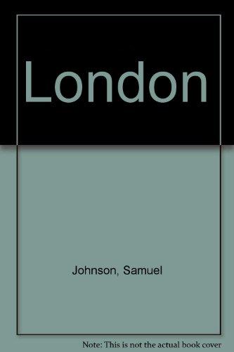 9780854173877: London
