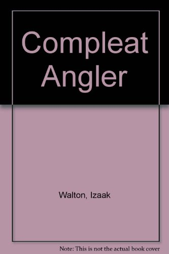 9780854174591: Compleat Angler