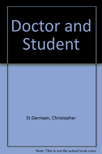 9780854174867: Doctor and Student, 1531