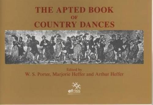 9780854180561: Apted Book of Country Dances