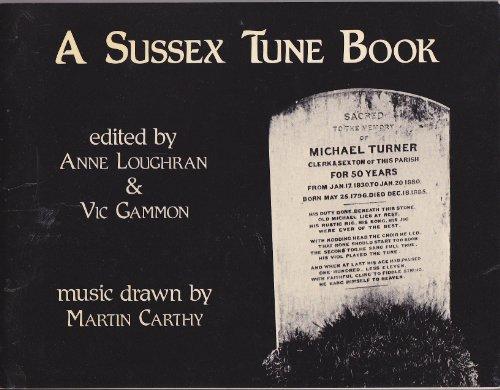 9780854181391: A Sussex Tune Book
