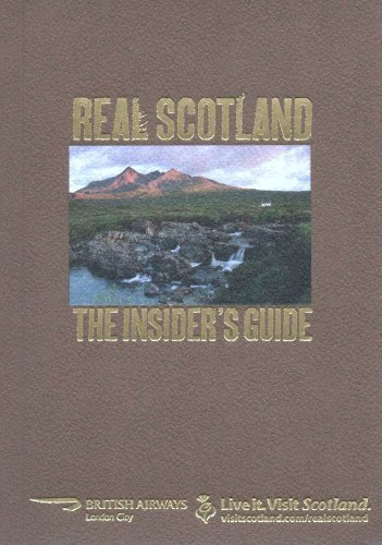 9780854197002: Real Scotland: The Locals Guide