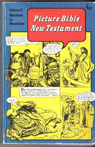 9780854215331: Picture Bible for All Ages: New Testament v. 3