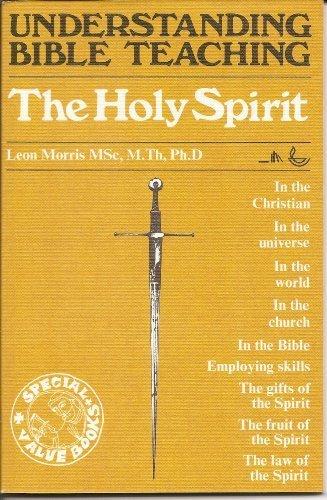 9780854217137: Understanding Bible teaching the Holy Spirit