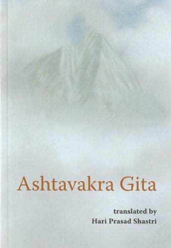 9780854240289: Ashtavakra Gita