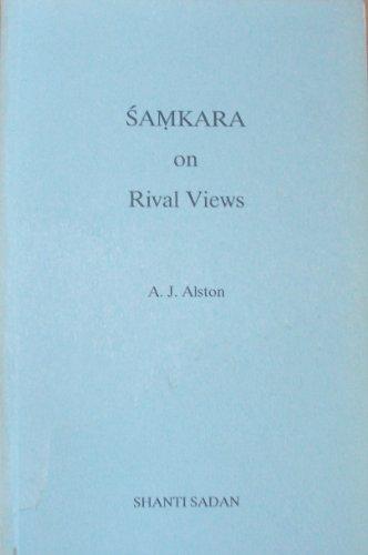 9780854240364: Samkara on Rival Views (Samkara Source Book)