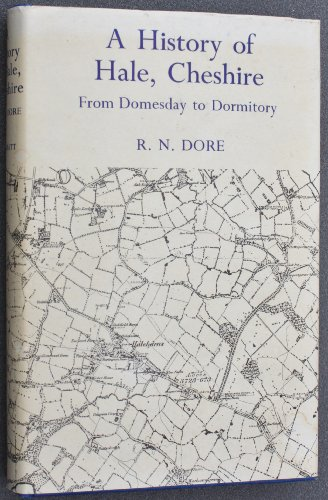 9780854270309: History of Hale, Cheshire