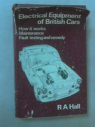 9780854290765: Electrical Equipment of British Cars