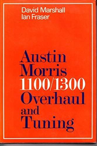 9780854291298: Austin Morris 1100/1300 Overhaul and Tuning