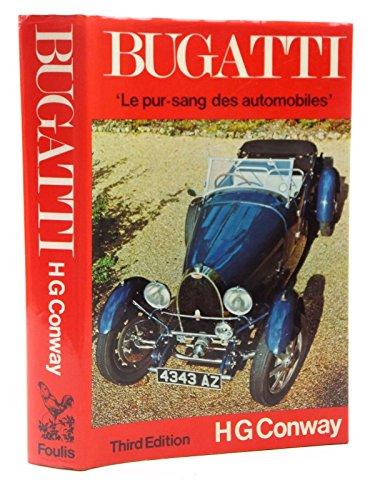 9780854291588: Bugatti: Le pur-sang des automobiles