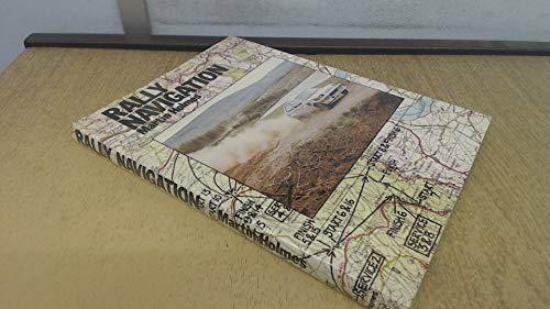 9780854291779: Rally Navigation