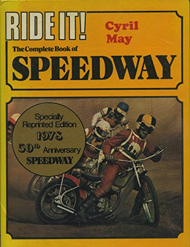 9780854292103: Complete Book of Speedway (Ride it)