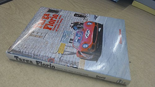 9780854292356: Targa Florio: Seventy Epic Years of Motor Racing (A Foulis motoring book)