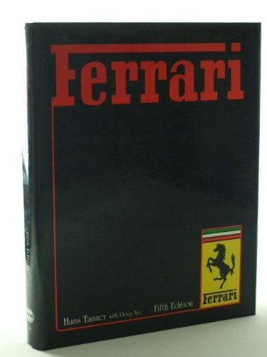 9780854292387: Ferrari