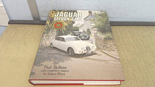Jaguar Saloon Cars.: SKILLETER, Paul with WHYTE, Andrew.
