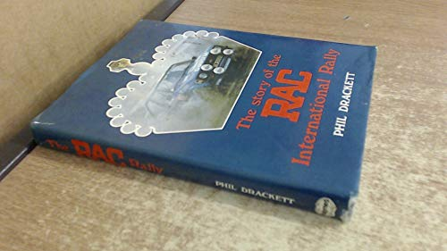 9780854292707: Story of the Royal Automobile Club International Rally (A Foulis motoring book)