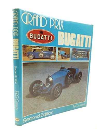 9780854292936: Grand Prix Bugatti