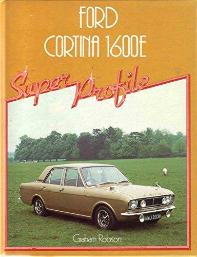 9780854293100: Ford Cortina 1600E