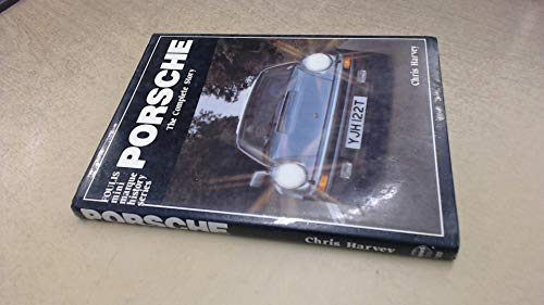 9780854293223: Porsche: The Complete Story