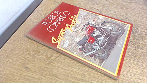 9780854293353: Norton Commando Super Profile (A Foulis motoring book)