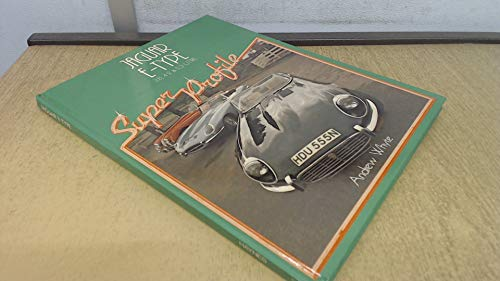 Jaguar E-Type (Super Profile): Whyte, Andrew