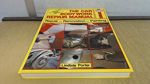 9780854293735 the car bodywork repair manual a do it yourself los mejores resultados en abebooks solutioingenieria