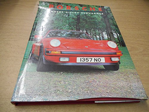 9780854294138: Porsche (A Foulis motoring book)