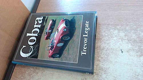 9780854294244: Cobra: The Real Thing! (A Foulis motoring book)