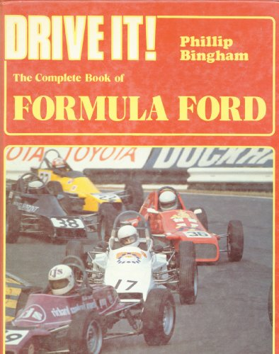 9780854294343: Complete Book of Formula Ford (Drive it)