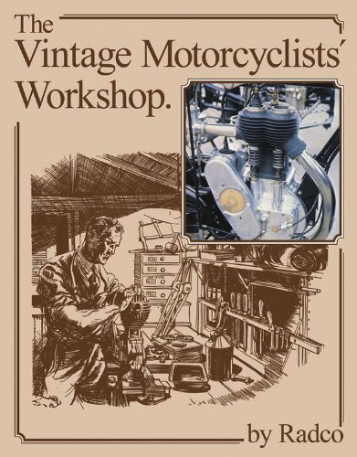 9780854294725: The Vintage Motorcyclists' Workshop (Foulis Motorcycling Book)