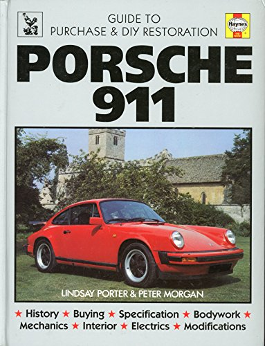 9780854294756: Porsche 911: Guide to Purchase and Diy Restorationoration