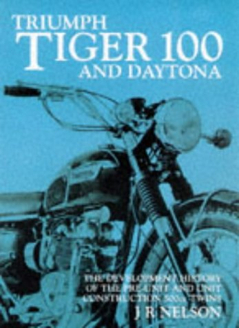 9780854294893: Tiger 100/Daytona: The Development History of the Pre-Unit and Unit Construction 50Occ Twins